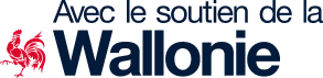 With the support of Wallonia